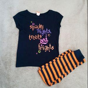 Carter's Halloween Girls 2 Pc Pajamas